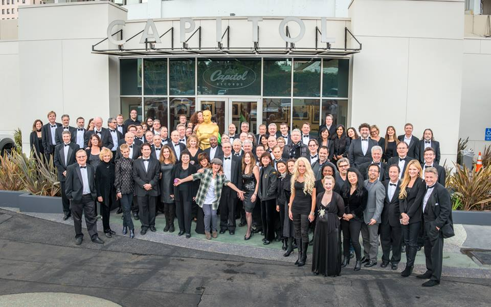 86th Oscars Band