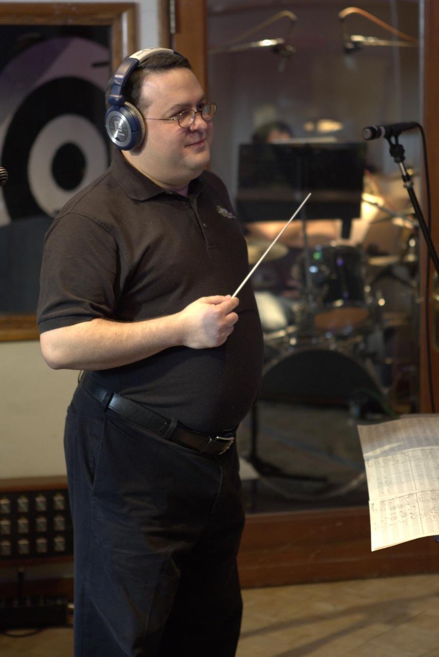 Dan Redfeld -- Composer
