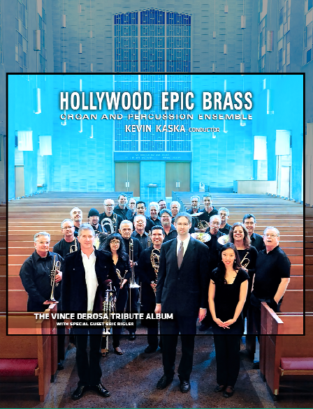 hollywood epic brass