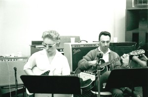 Carol Kaye, Bill Pitman