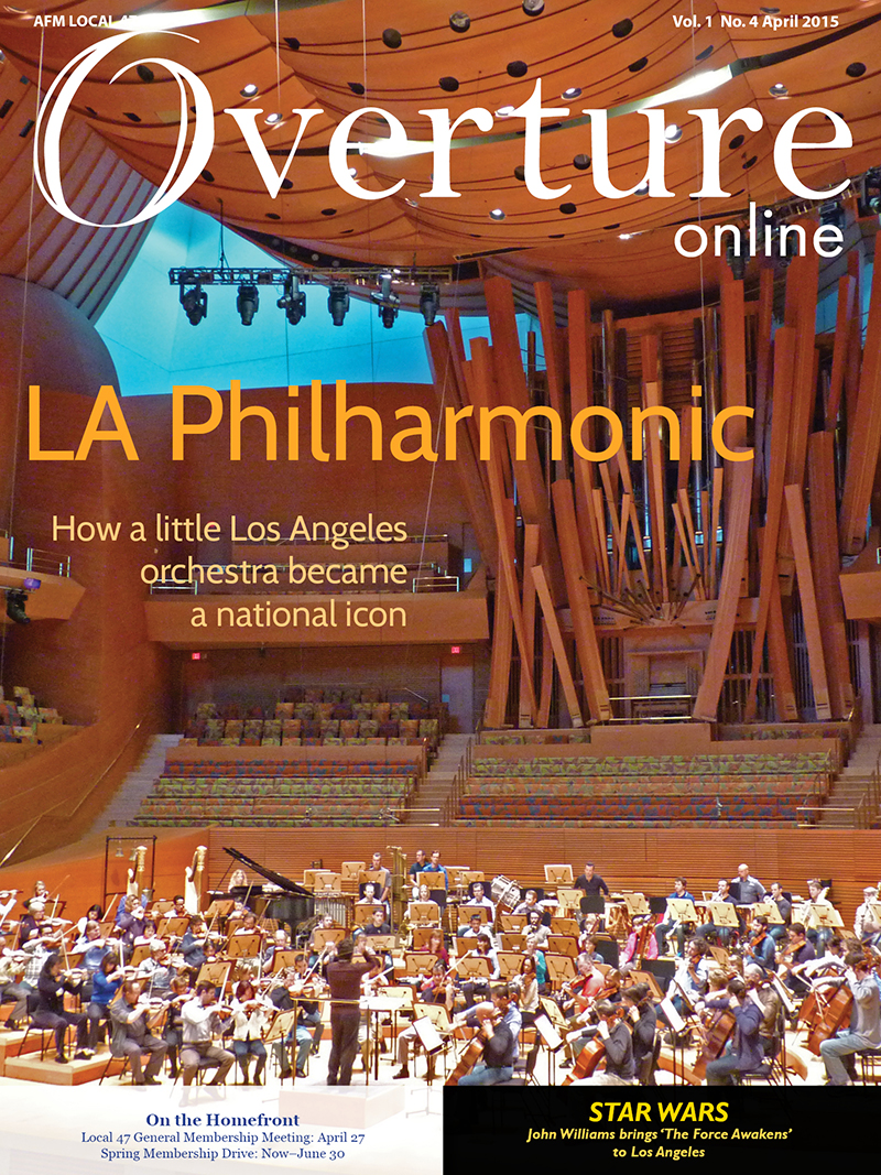 April 2015 Overture Online