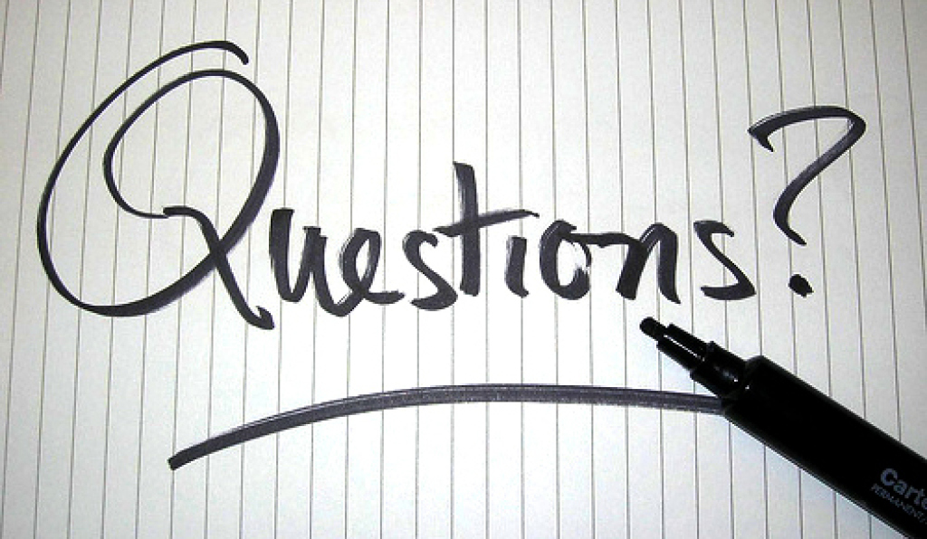 questions paper sharpie