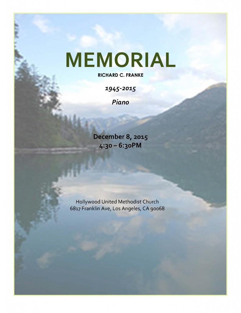 memorial_richard franke
