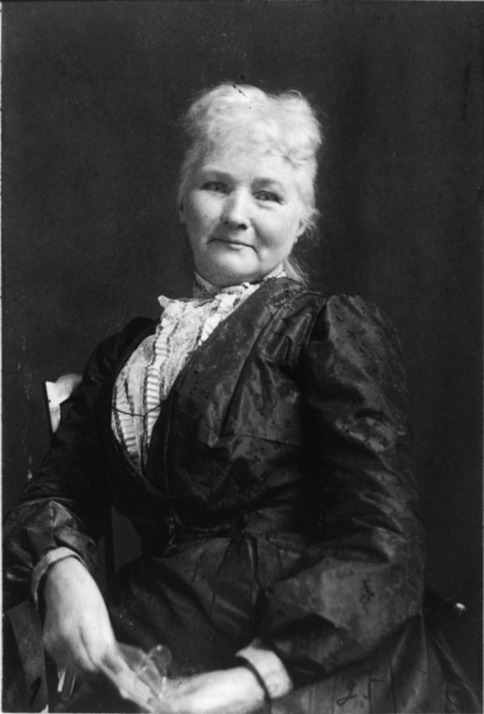 "Mary Harris ""Mother"" Jones was a nineteenth-century Chicago seamstress who converted her resentment of the uneven distribution of wealth in society into a lifetime of activism on behalf of labor unions. ""I'm not a humanitarian,"" she declared, ""I'm a hell-raiser."" (Photo by Bertha Howell. Source: United States Library of Congress)"