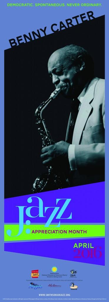 JAM Poster-2016 Benny Carter_022216_2