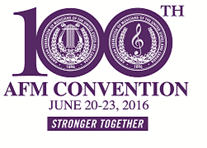 afm 100th convention