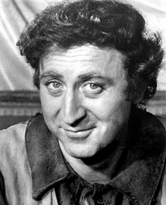 Gene Wilder publicity photo, 1970 (public domain)